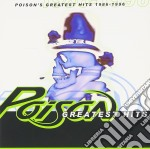 Poison - Greatest Hits 1986-1996 cd musicale di POISON
