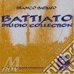 BATTIATO STUDIO COLLECTION cd musicale di BATTIATO FRANCO
