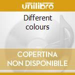 Different colours cd musicale di Denise Jannah