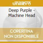 MACHINE HEAD/25TH ANNIVERSARY cd musicale di DEEP PURPLE