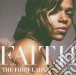 First Lady - Faith Evans  cd musicale di EVANS FAITH