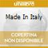 MADE IN ITALY cd