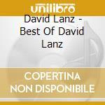 Best of cd musicale di David Lanz