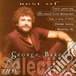Best of cd musicale di Baker george selection