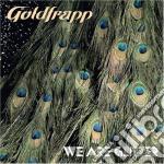 Goldfrapp - We Are Glitter cd musicale di GOLDFRAPP