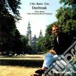 Chet Baker Trio - Daybreak cd musicale di Chet Baker