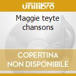 Maggie teyte chansons cd musicale di Artisti Vari