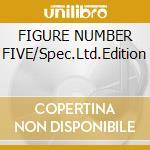 FIGURE NUMBER FIVE/Spec.Ltd.Edition cd musicale di SOILWORK