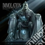 Immolation - Majesty And Decay cd musicale di IMMOLATION