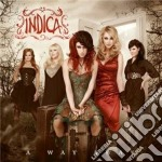 Indica - A Way Away cd musicale di INDICA