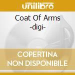 COAT OF ARMS -DIGI-                       cd musicale di SABATON (DIGI)