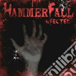 Hammerfall - Infected cd musicale di Hammerfall