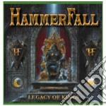 Hammerfall - Legacy Of Kings cd musicale di HAMMERFALL