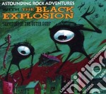 Servitors of the outer gods cd musicale di The Black explosion