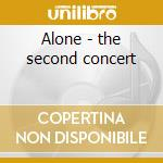 Alone - the second concert cd musicale di Hooker john lee