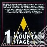 Mountain stage vol.1 cd musicale di Dr.john & richard th