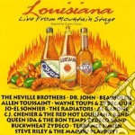 Louisiana Live From Mountain Stage cd musicale di Dr.john/neville bros & o.