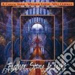 Nakai, R Carlos - Feather Stone & Light cd musicale di Nakai / eaton