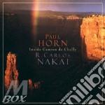 Horn, Paul - Inside Canyon De Chelly cd musicale di Horn p. / nakai r.c.
