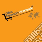 Worldwide cd musicale di Gilles Peterson