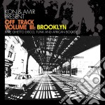 (LP VINILE) OFF TRACK VOL.3 - BROOKLYN                lp vinile di KON & AMIR