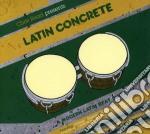 Latin concrete cd musicale di Artisti Vari