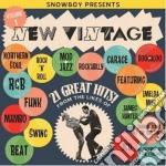 Snowboy - New Vintage Vol.1 cd musicale di Artisti Vari