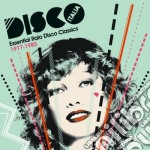 Disco Italia - Essential Italo Disco '77/'85 cd musicale di ARTISTI VARI