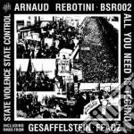 (LP VINILE) All you need is techno lp vinile di Arnaud Rebotini
