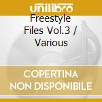 Freestyle3 cd musicale