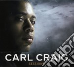 SESSIONS cd musicale di Carl Craig