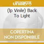 (LP VINILE) BACK TO LIGHT                             lp vinile di BOMB THE BASS