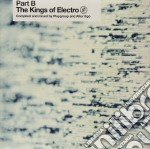 (LP VINILE) The kings of electro part b lp vinile
