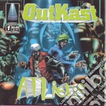Outkast - Atliens cd musicale di Outkast