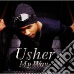 Usher - My Way cd musicale di USHER