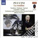 LA RONDINE                                cd musicale di Giacomo Puccini