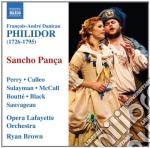 Andre' Danican Philidor - Sancho Panza cd musicale di Philidor andr� danic