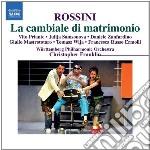 Rossini - La Cambiale Di Matrimonio cd musicale di Gioachino Rossini
