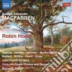 Robin hood cd musicale di Macfarren george ale