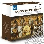 Great sacred masterpieces - capolavori d cd musicale di Miscellanee