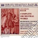 Opere per orchestra (integrale) cd musicale di Johann Sebastian Bach