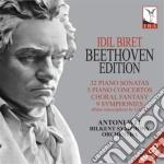 Idil biret beethoven edition cd musicale di Beethoven ludwig van