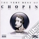 The very best of cd musicale di Fryderyk Chopin