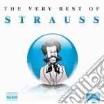 The very best of cd musicale di Johann Strauss
