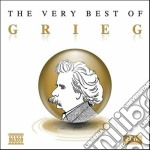 The very best of cd musicale di Edvard Grieg