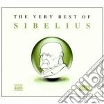 The very best of cd musicale di Jean Sibelius