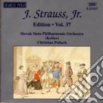 Strauss Johann - Edition Vol.37: Integrale Delle Opere Orchestrali cd musicale di Johann Strauss