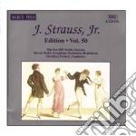 Strauss Johann - Edition Vol.50: Integrale Delle Opere Orchestrali  - Pollack Christian Dir  /marilyn Hill Smith Sop, Slovak Radio Symphony Orchestra cd musicale di Johann Strauss