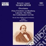 Ouverture op.56, 60, 65, 67, 78, 98, 130 cd musicale di Marschner