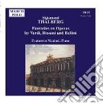 Fantasie su opere di verdi, rossini e be cd musicale di Thalberg
